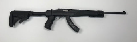 Ruger 10/22 Folding Stock 22lr Rifle (Pre-Owned)