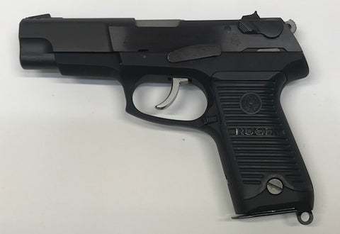 Ruger P89DC 9mm Semi Auto Pistol (Pre-Owned)