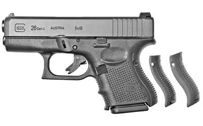 Glock 26 G4 9mm pistol New