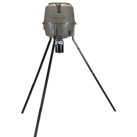 Moultrie Pro-Lock 30 Gal. Tripod Game Feeder