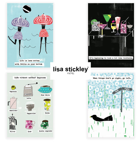 Lisa Stickley - Mixed Female Pack