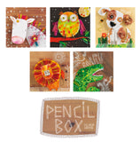 Pencil Box - Mixed Pack