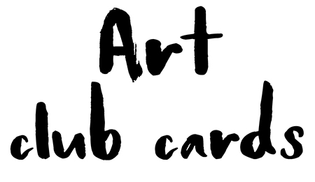 Art Club Cards