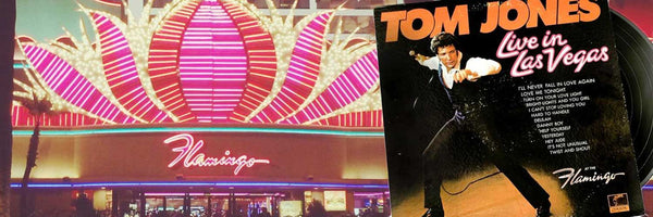 "The Best of Vegas Vinyl: Tom Jones ""Live In Las Vegas"""
