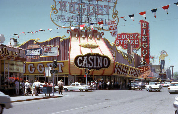 A Window Into 'Vintage Vegas Cool'