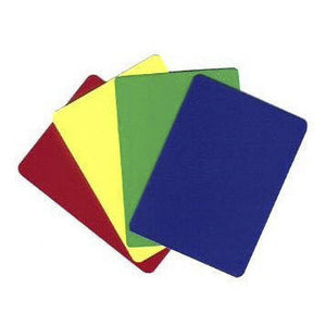 Plastic Flexible Cut Cards (Pack of 10) - Casino Supply