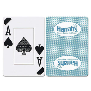 Harrahs Rincon New Uncancelled Casino Playing Cards - Casino Supply - 1