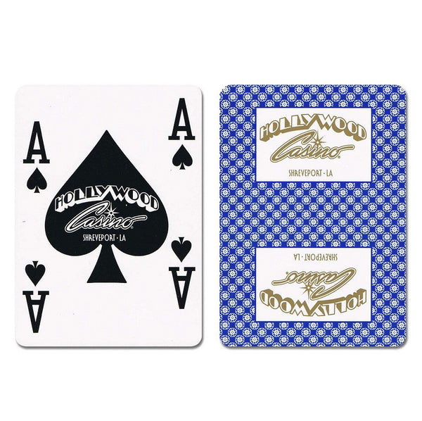 Harrahs Vicksburg New Uncancelled Casino Playing Cards