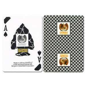 Ohkay New Uncancelled Casino Playing Cards - Casino Supply - 2