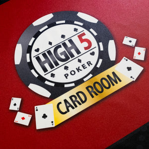 Custom Poker Speed Cloth