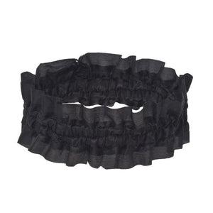 Black Garter (Unisex) - Casino Supply
