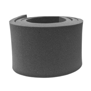 "Poker Table Rail Foam Strip 70 Pound 1"" x 9"" x 105"" - Casino Supply"