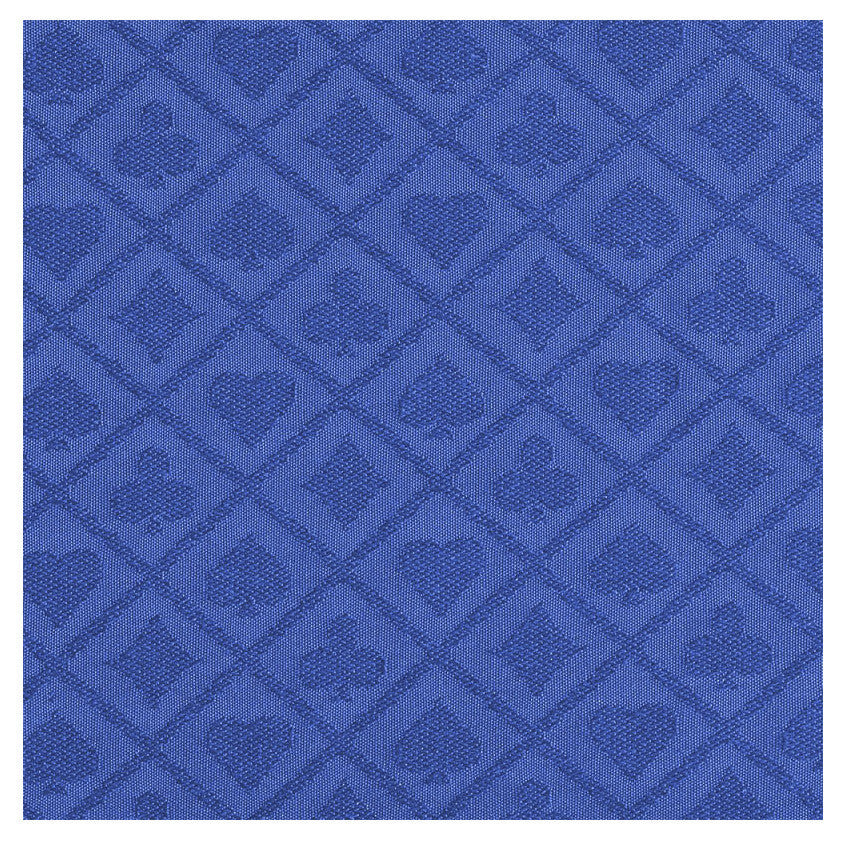 Delightful Casino Poker Table Waterproof Suited Speed Cloth (Sold Per Running Foot)  Royal Blue