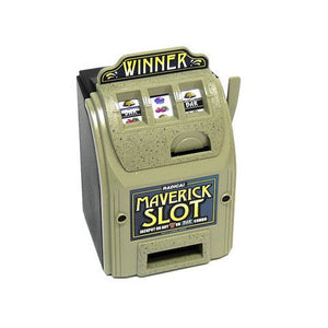 Maverick Toy Slot Machine Bank - Casino Supply