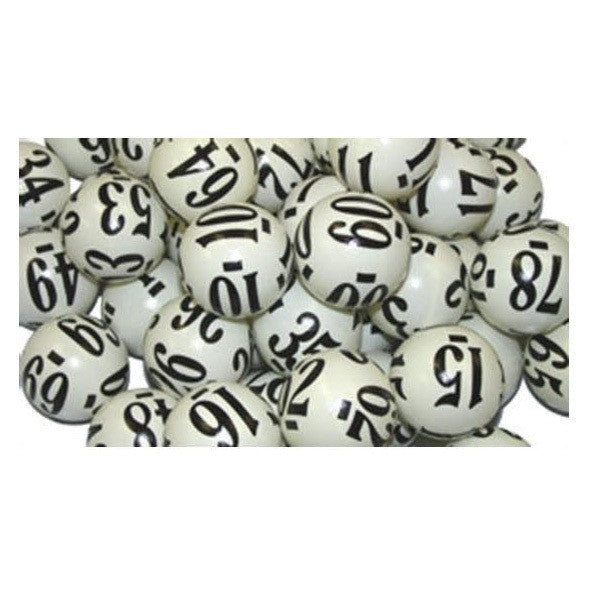 casino game with 80 numbered balls
