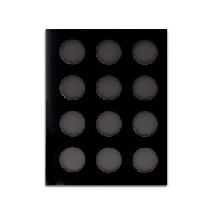 Black Velvet Poker Chip Display Boards (Various Sizes) - Casino Supply - 3