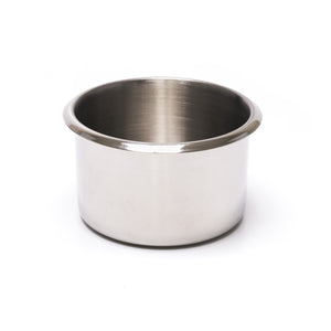 Stainless Steel Jumbo Drop In Holder