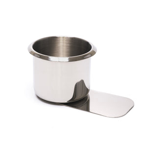 Stainless Steel Slide Under Drink Holder