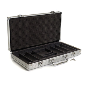 Aluminum 300 Chip Poker Case
