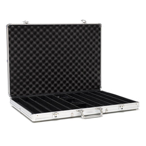 Aluminum 1000 Chip Poker Case