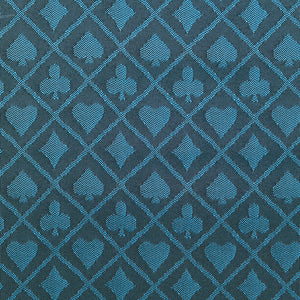 Pro Two-Tone Suited Speed Cloth - (Sold Per Running Foot) Blue