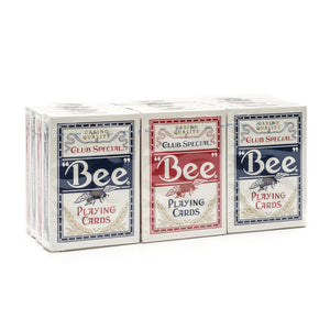 Bee 92 Club Special Standard Index Playing Cards (Per Dozen)