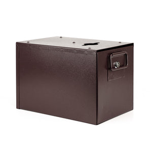 Standard Universal Metal Drop Box, Sleeve & Locks