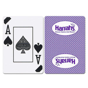 Harrahs Rincon New Uncancelled Casino Playing Cards - Casino Supply - 3