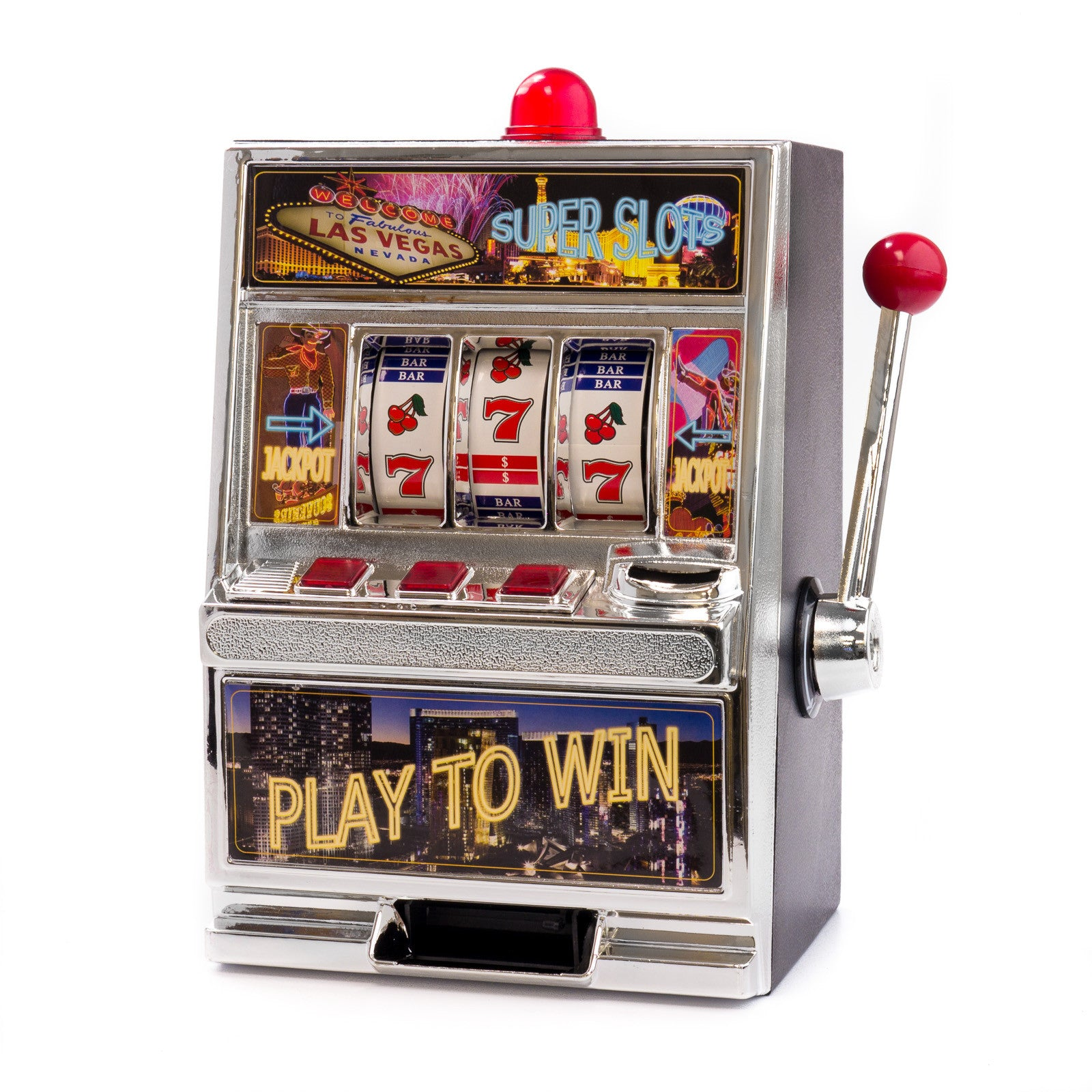 Types Of Gambling Machines
