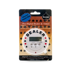 Texas Hold'em Poker Tournament Timer - Casino Supply - 1