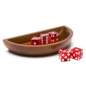 Wood Dice Boat