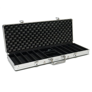 Aluminum 500 Chip Poker Case