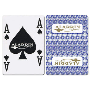Alladin New Uncancelled Casino Playing Cards - Casino Supply