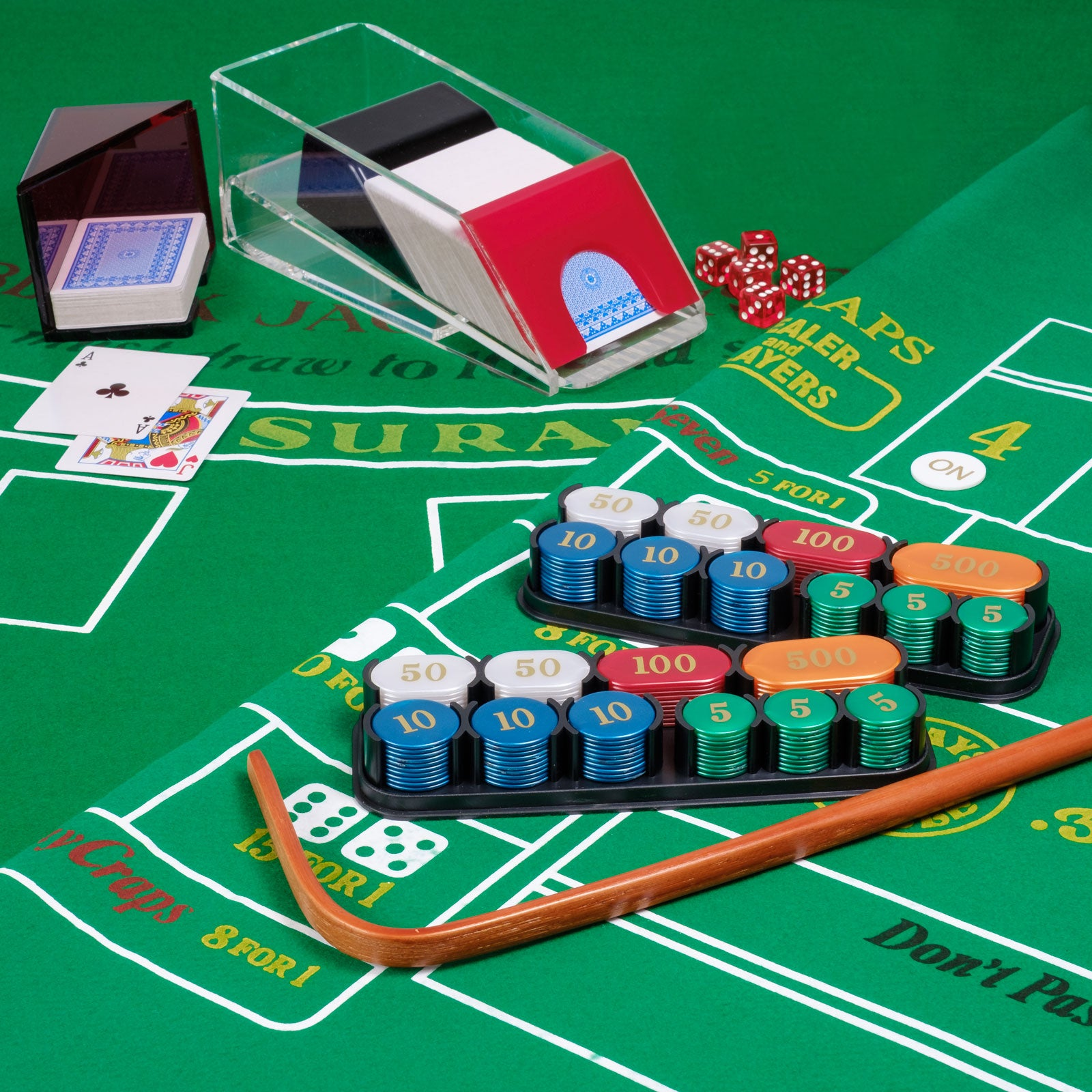 Craps the come bet