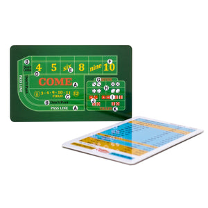 Craps Strategy Card