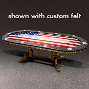 The 'Dallas' Poker Table - Casino Supply - 2