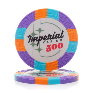 Imperial Casino 13.5g Poker Chips (25/Pkg)
