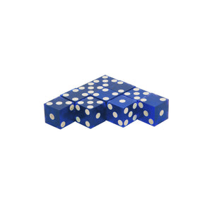 Factory Seconds Casino Dice - Set of 10 - Casino Supply - 3