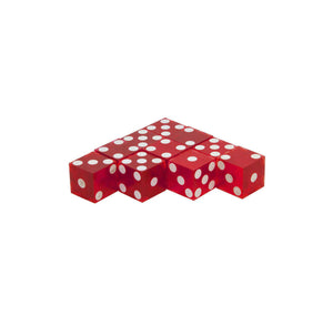 Factory Seconds Casino Dice - Set of 10 - Casino Supply - 1