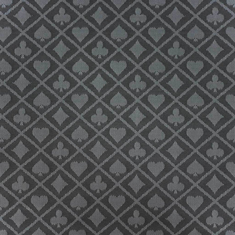 Two Tone Suited Speed Cloth   (Sold Per Running Foot) Platinum   Casino