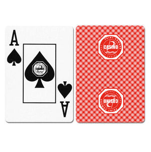 Point Edward New Uncancelled Casino Playing Cards - Casino Supply - 4