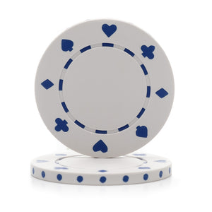 8 Gram Suited Poker Chips (25/Pkg)