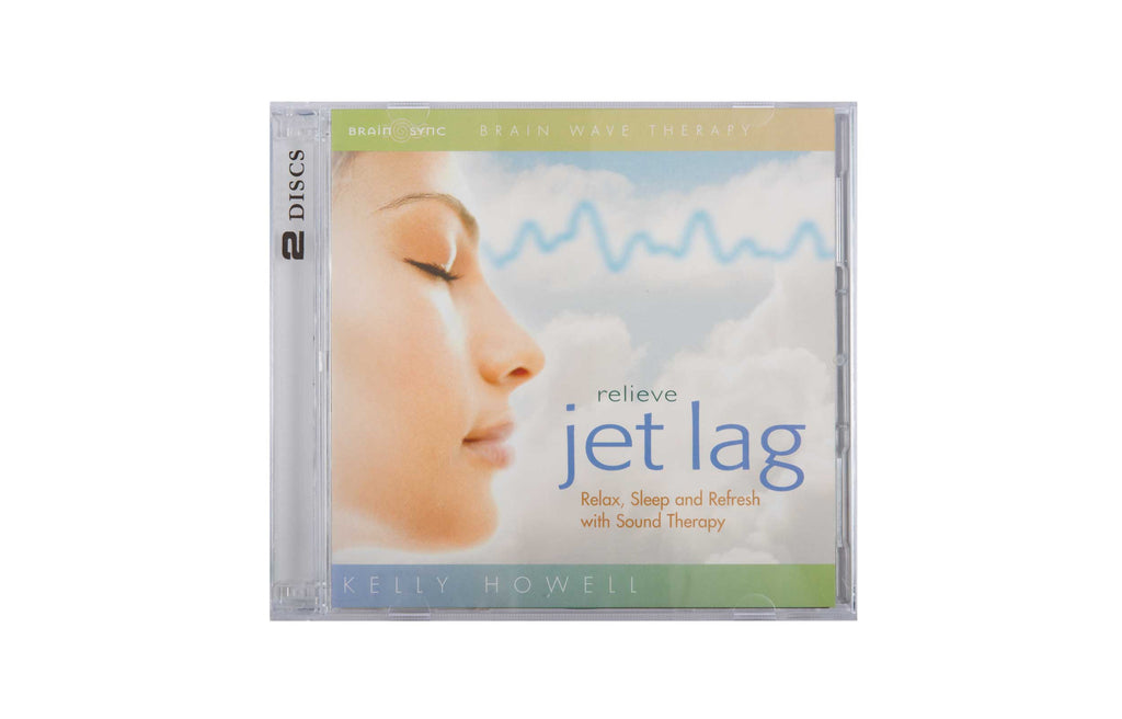 Kelly Howell: Relieve Jet Lag