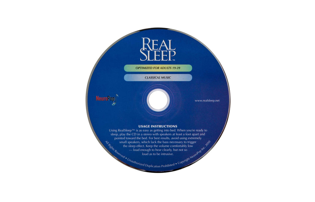 Dr. Horowitz: RealSleep Young Adults (19-39)