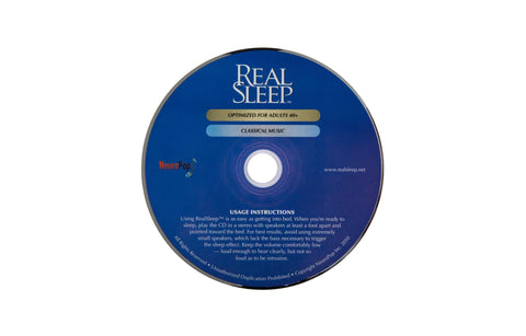 Dr. Horowitz: RealSleep CD for Adults Over 40
