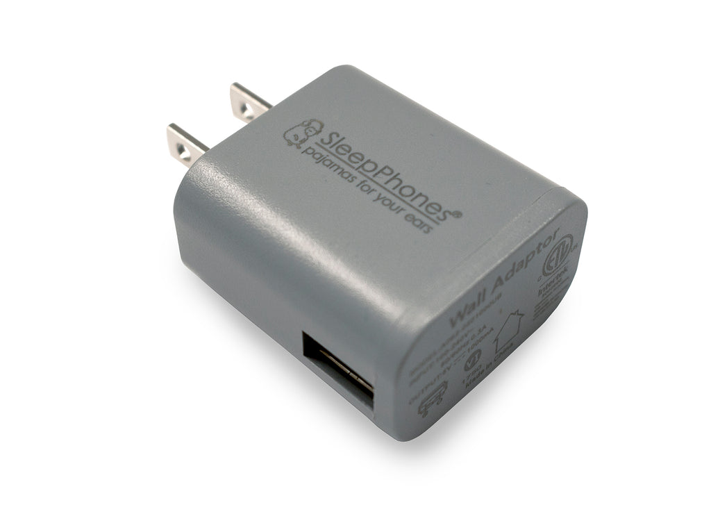 AcousticSheep® USB Wall Adapter