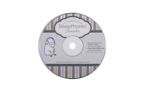 AcousticSheep LLC: Sampler CD