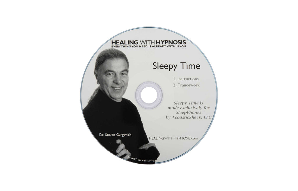 Dr. Gurgevich: Sleepy Time Hypnosis