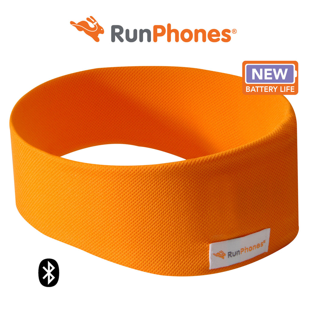 NEW! RunPhones® Wireless (Bluetooth® Fitness Headphones)