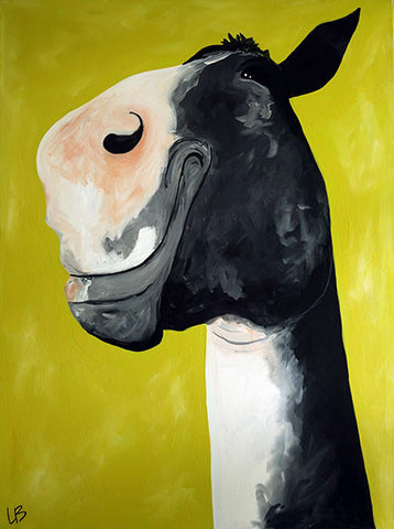 Theodore - Horse Painting